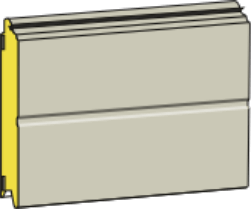 ISO 500 veiné bois